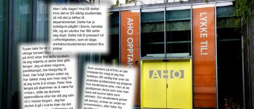 Digitalt opprør blant arkitektstudentene