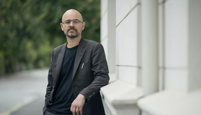 — Det er fort gjort å kjenne på ikke-mestringsfølelsen, det tror jeg nok, sier Gisle Løkken, arkitekt og president i Norske arkitekters landsforbund.