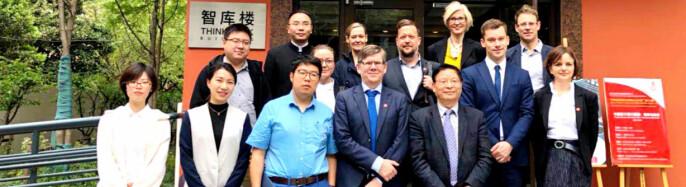 UiO blir midtpunkt for norsk kinasamarbeid