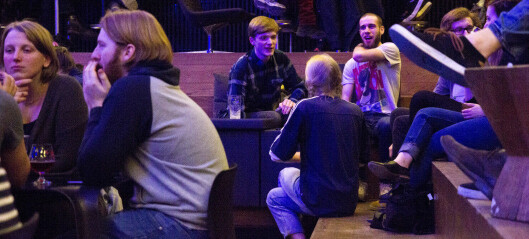 Universitetet i Oslo åpner opp igjen studentpubene