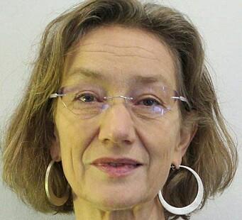 Instituttleder ved OsloMet, Anne Britt Djuve.