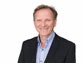 Eivind Hansen, adm dir, Haukeland universitetsjukehus.