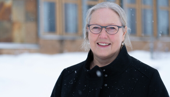 Høgskolelektor ved Høgskolen i Innlandet, Trine Løvold Syversen, er først og fremst fornøyd med at undervisning blir fokusert mer på. Den personlige belønningen tror hun vil komme på plass etter hvert.