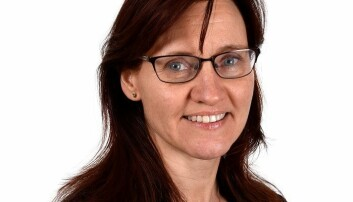 Forsker Elisabeth Hovdhaugen.