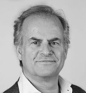 Fungerende direktør ved Kunsthøgskolen i Oslo, Pål Stephensen.