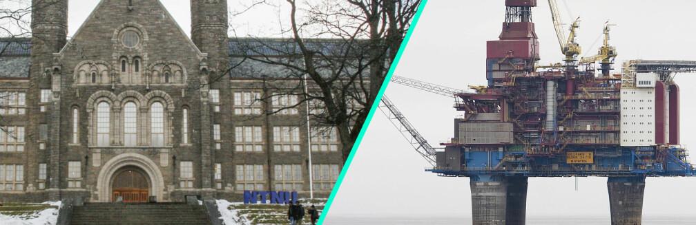 Flere universiteter og høgskoler investerer fortsatt millioner i olje