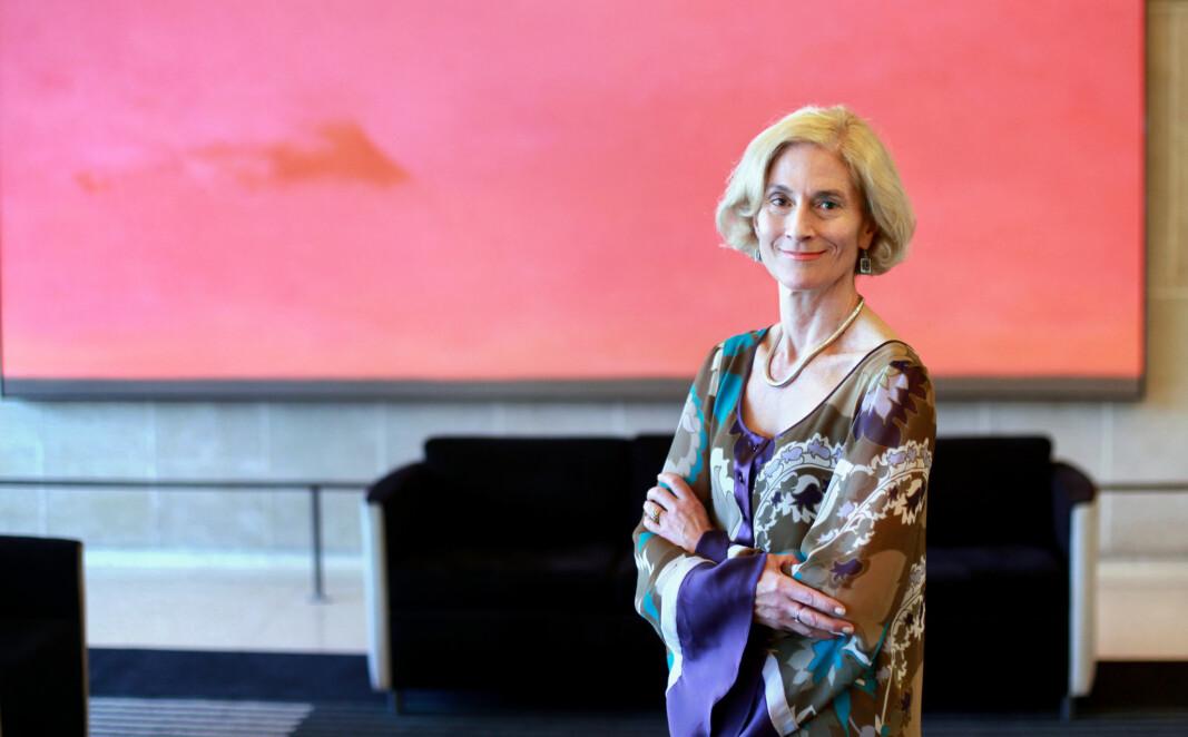 Martha Nussbaum, som er professor i rettsvitenskap og etikk, er kjent som allmennhetens filosof. 9. juni mottar hun Holbergprisen.