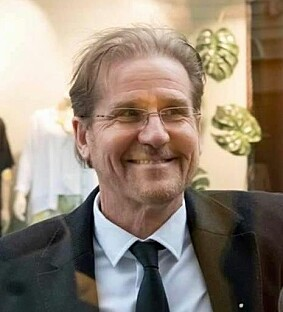 Victor Husebø, daglig leder i stiftelsen Reidar Berge.