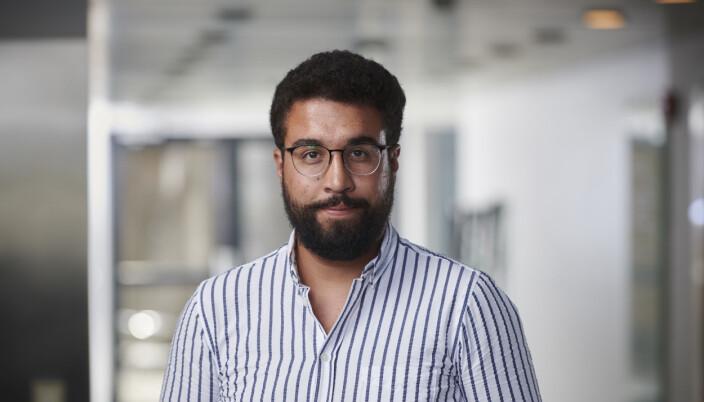 Felipe Garcia, er nestleder i NSO. Han vil at universiteter og høgskoler bidrar til bedre synlighet for studentombudene.
