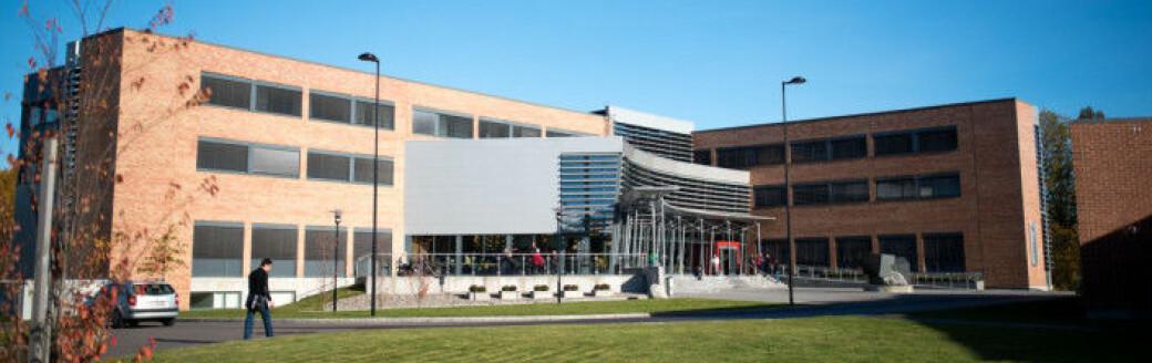 Campus Vestfold ved Universitetet i Sørøst-Norge blir nedstengt til tidligst 16.mars.