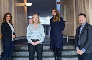 Underrepresentasjon av kvinner i akademiske toppstillinger er et problem
