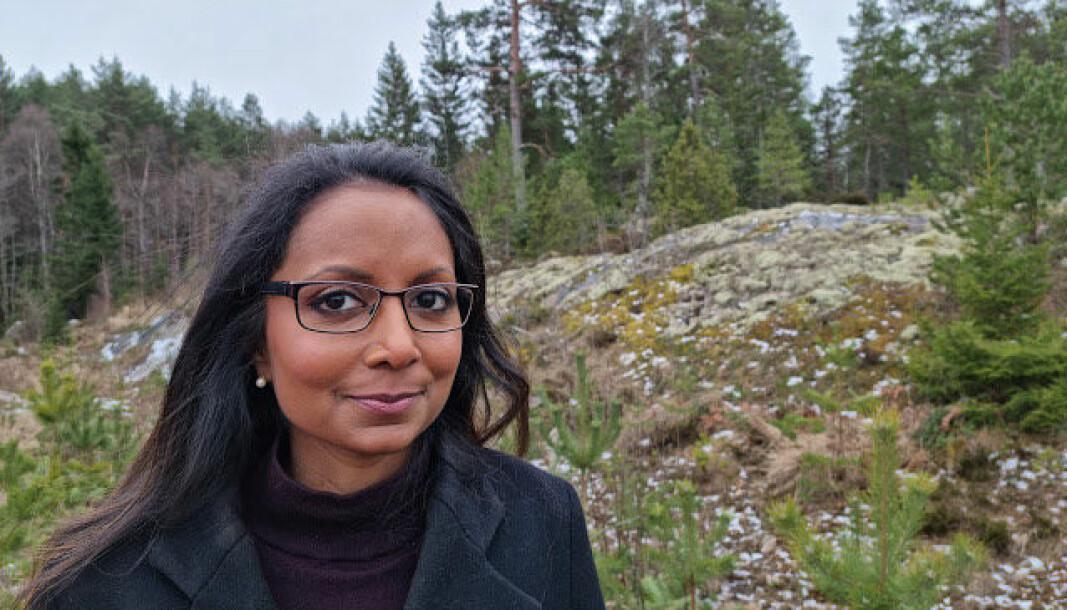 — Hva har jeg tidligere mistolket fordi jeg selv var en del av «åsiktskorridoren», spør svenske Camelia Dewan, som er postdoktor ved Universitetet i Oslo.