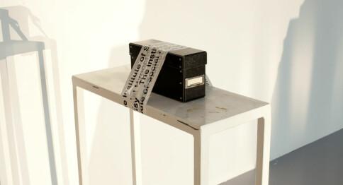 Denne boksen kan gi svar. Nå er den savnet