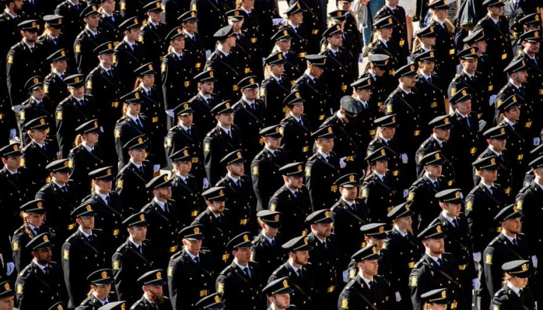 Det er stor interesse for å bli politi, ifølge årets søkertall ved Politihøgskolen.