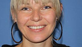 Prosjektkoordinator for åpen dag ved Universitetet i Stavanger, Siri Pedersen.