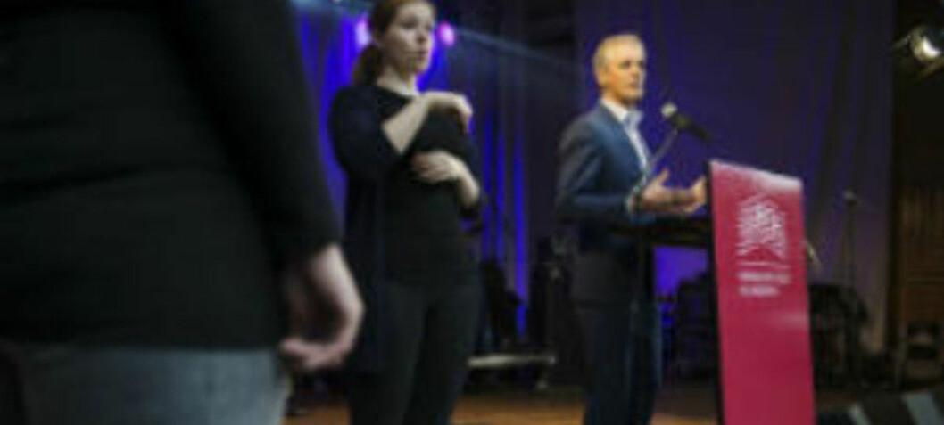 Hva skal Norge med tolkeutdanning?