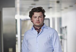 Jonas Økland vil verta ny leiar for landets studentar