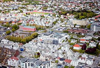 HVL må stenge ned delar av campus i Haugesund