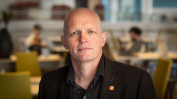Gunnar Yttri, rektor ved HVL