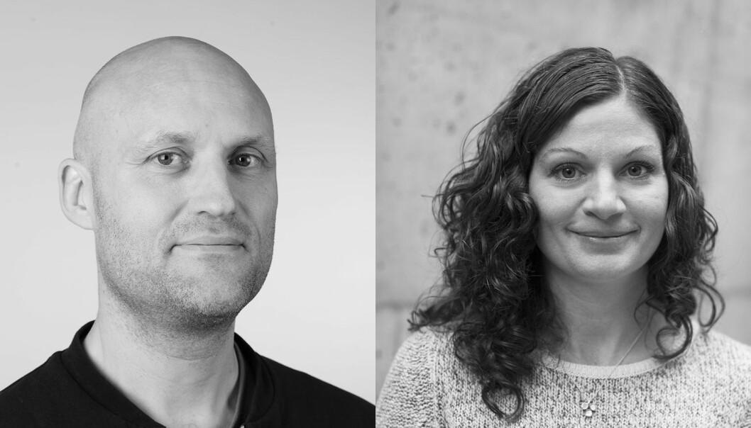 Markus Degerman og Heidi Marian Haraldsen er valgt som rektorat ved Kunsthøgskolen i Oslo for to år.