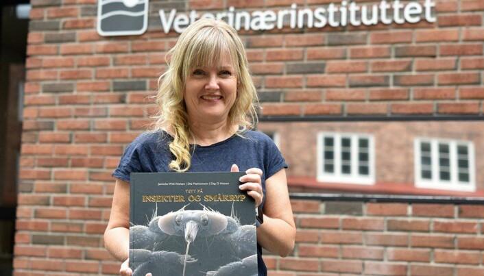 Forsker ved Veterinærinstituttet, Jannicke Wiik-Nielsen.
