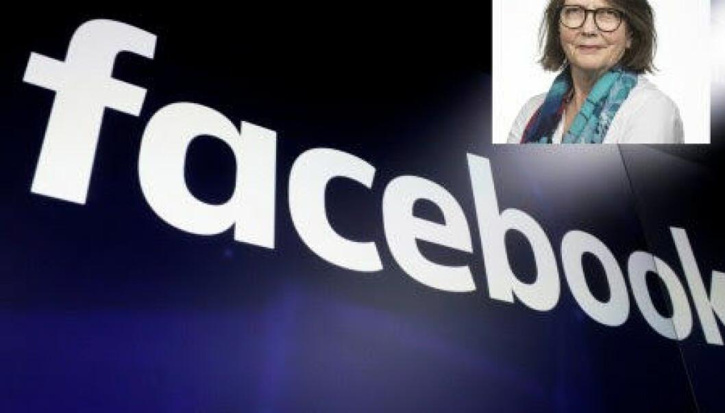 Facebook har bukten og alle endene av den offentligheten de har skapt, skriver direktør Guri Hjeltnes ved HL-senteret.