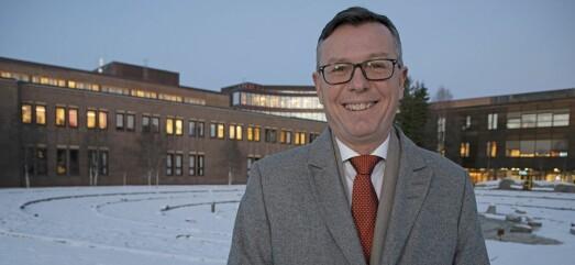 Fire vil bli prorektorer hos rektor Olsen ved UiT