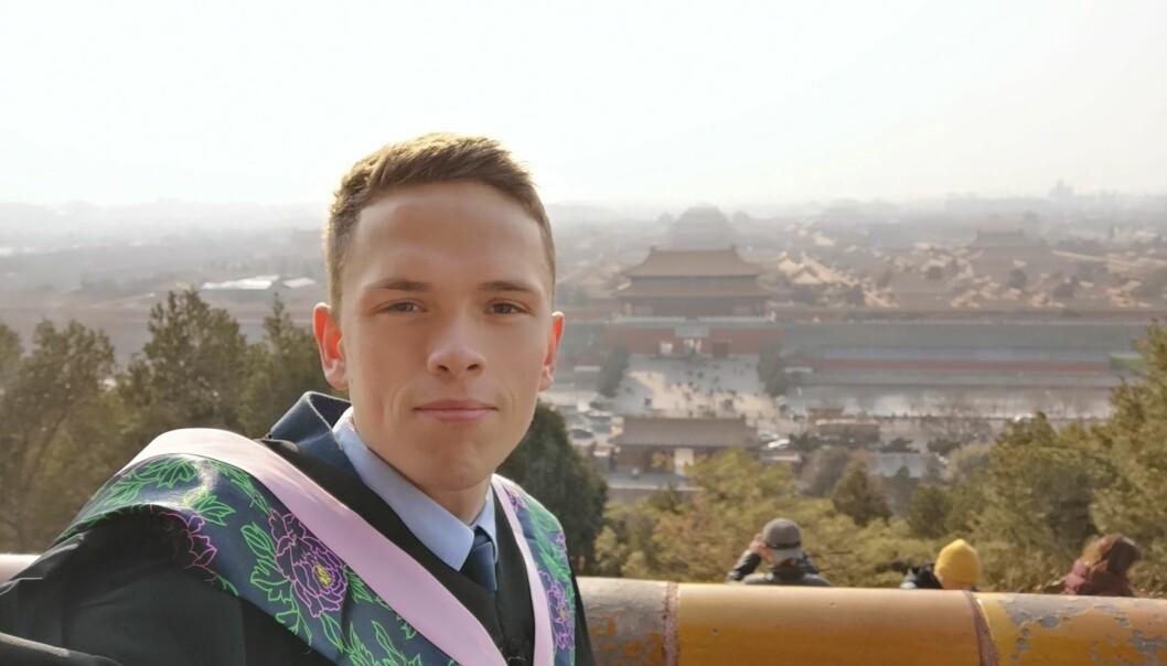 Student ved Institutt for kulturstudier og orientalske språk og tidligere bachelorstudent i Kina, Michael Larsen, kobler studentperspektivet inn i debatten om Universitetet i Oslos nye rolle som vertskap for Fudan-European Centre for China Studies (FECCS).