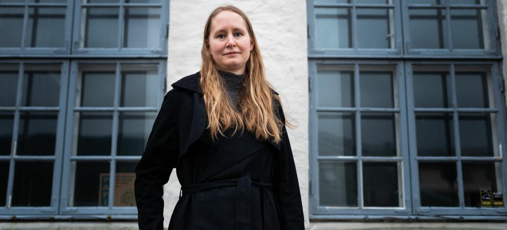 Mari S. Myksvoll sin forskning på lakselus ble gjenstand for et søksmål fra lakseoppdrettere som fikk sin produksjon kuttet. — Det føles utrolig spesielt og blir et press. Det gikk ut over nattesøvnen, sier Myksvoll.