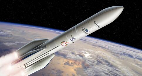Norsk romforskning svevde ut og inn i Horisont Europa