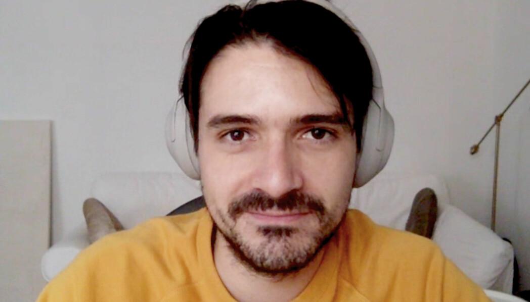 Camilo Rodriguez Ronderos skulle ha begynt jobben for ERC-prosjektet ved Universitetet i Oslo første februar.