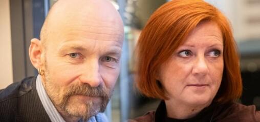 Gjenvalg for Møller og Tjora. Underkjent for de midlertidige