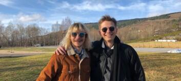 Volda-studentar med einaste norske bidrag under anerkjent filmfestival