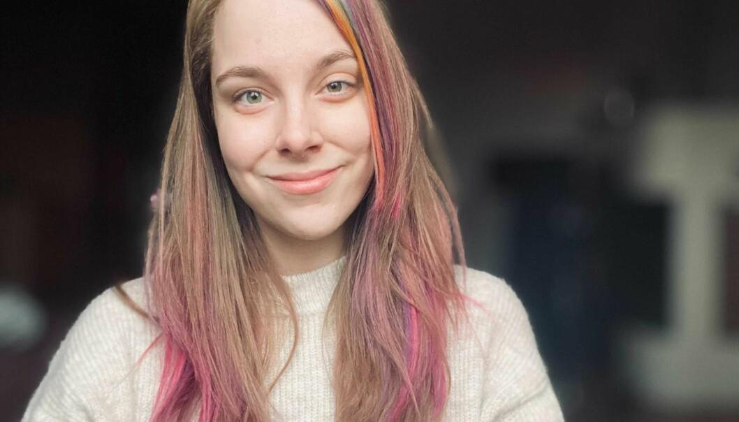 Kristina Bye (28) skal jobbe fra Khronos nye trondheimskontor.