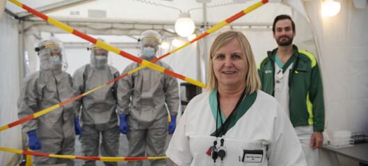 Økonom ble legestudent som 49-åring: — Jeg fikk se livets mange skyggesider