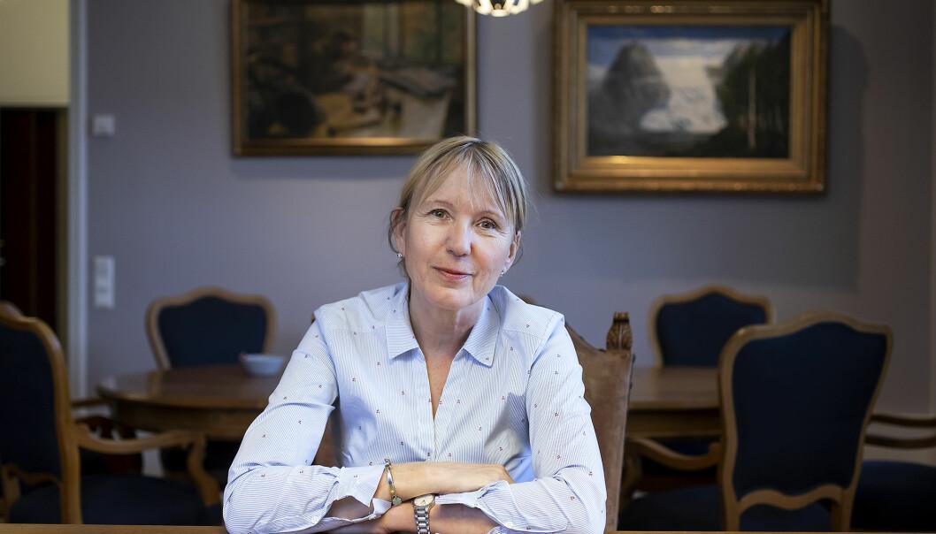 — Det var vesentlig at perspektivet til de vitenskapelig ansatte satte retning, sier rektor ved Universitetet i Bergen, Margareth Hagen.