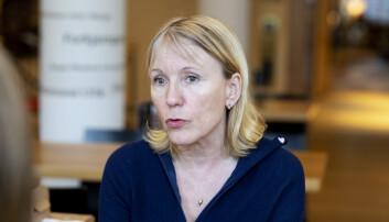 Margareth Hagen er ny rektor ved UiB.
