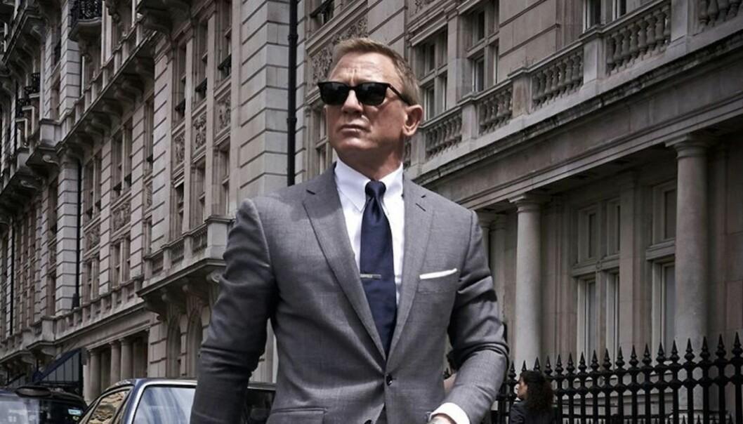Daniel Craig spiller James Bond i den 25. Bond-filmen i rekken. Hva heter den?