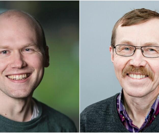 Far (64) og son (36) tar doktorgrad på same dag