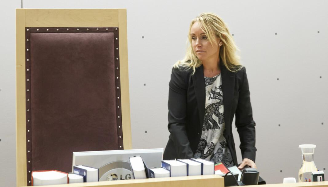 Marianne Klausen er leder av Felles klagenemnd, nemnda som behandler alle klager i fuskesaker.