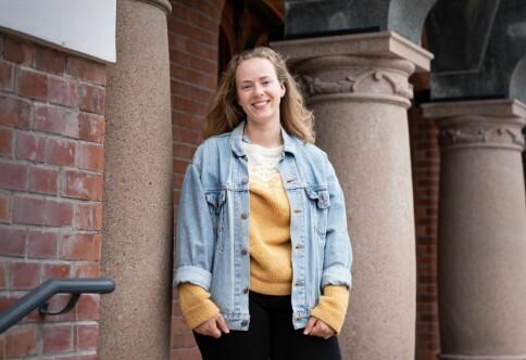Tuva Lund valgt som ny leder av Norsk Studentorganisasjon