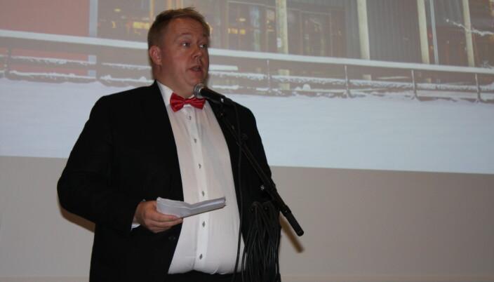 — Vi er veldig positive til å teste ut dette no og kunne håpt at regjeringa ville halde fram å løyve pengar til dette, seier prorektor ved Høgskulen i Volda, Odd Helge Mjellem Tonheim.