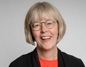 Statssekretær i Helse- og omsorgsdepartementet, Anne Grethe Erlandsen.