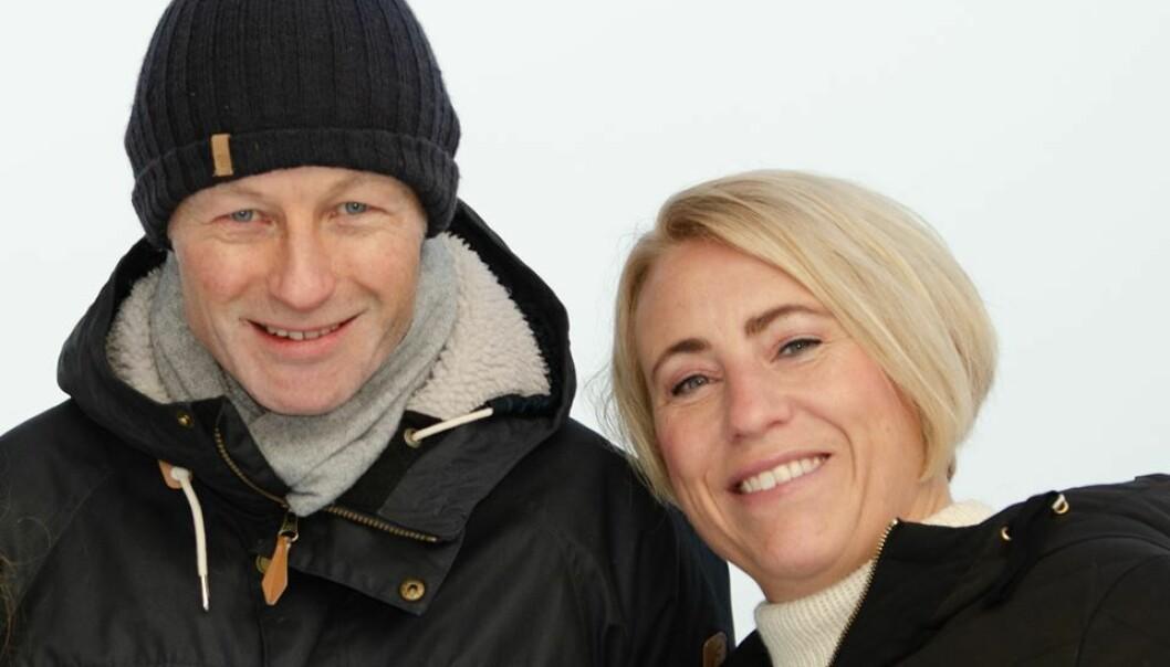 Lars Tore Ronglan og Elin Kolle går på fire nye år som rektorat ved Norges idrettshøgskole.