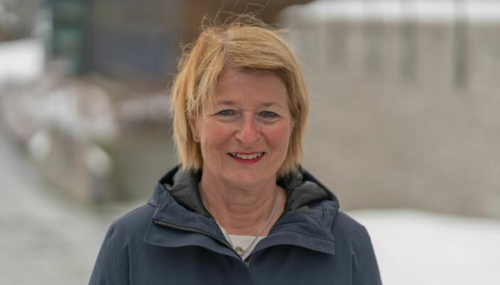 Rektor Anne Husebekk ved UiT.