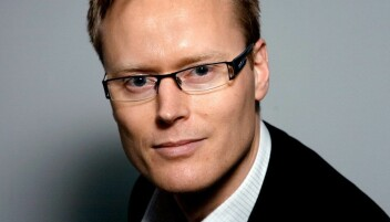 Prorektor for utdanning på Høyskolen Kristiania, Sander Sværi.