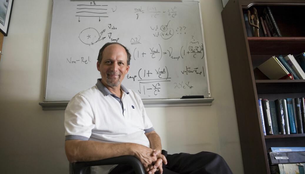 Geoffrey Marcy forlot University of California, Berkeley, i 2015 etter anklager om seksuell trakassering. Nå er han en av to som kan bli kastet ut av det amerikanske vitenskapsakademiet.