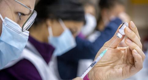 Vaksiner studentene!
