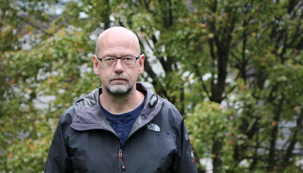 Trond Martin Dokken, konserndirektør i Norce er en av søkerne til stillingen som prorektor for forskning ved NHH.
