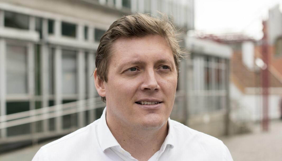 Dag Mossige tok opp medisinutdanning i Norge generelt, og saken om legeutdanning ved Universitetet i Stavanger spesielt, fra talerstolen på Arbeiderpartiets landsmøte.